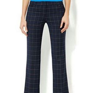 NY&Co plaid dress trouser